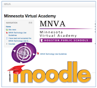 link to MNVA Moodle login